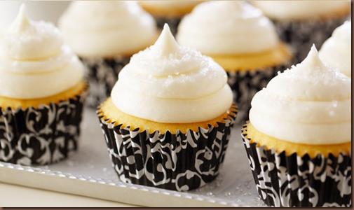 Cupcakes de Ponchecrema ¡una dulce tentación!