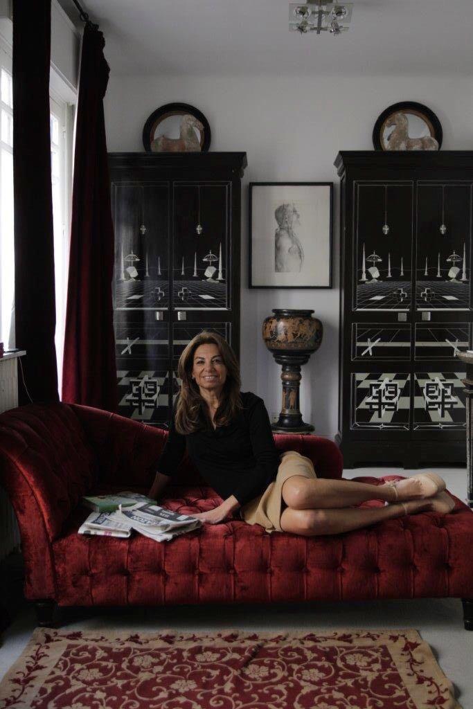 Interesante entrevista a  Marta Galatas, su libro  encanta en España !