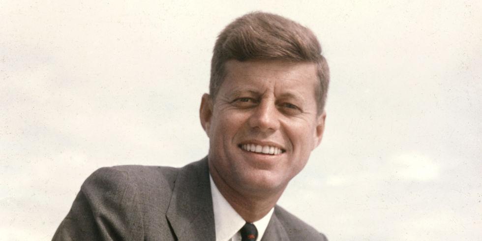 Los 100 años del Presidente Kennedy, el próximo mes de mayo