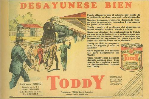 La historia del Toddy, parte divina de la vida venezolana