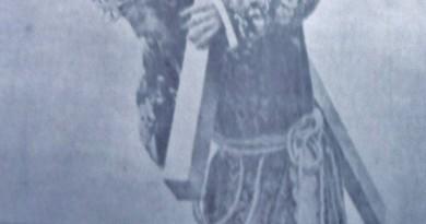 Imagen del Nazareno de San pablo. El Cojo Ilustrado 1894