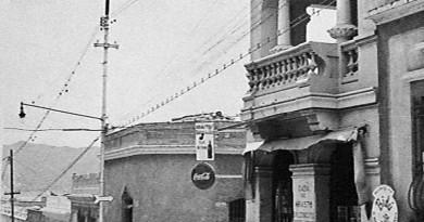 Imagen de Alfredo Cortina Esquinas de Caracas años 50
