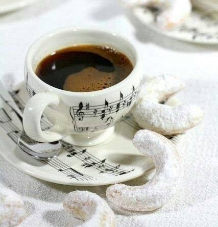 cafe y masas