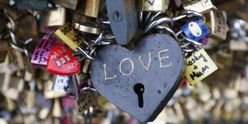 candados amor