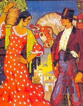 La magia de la Feria de Abril, llena de colores, música y alegría