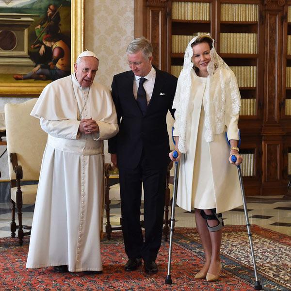matilde de belgica vaticano