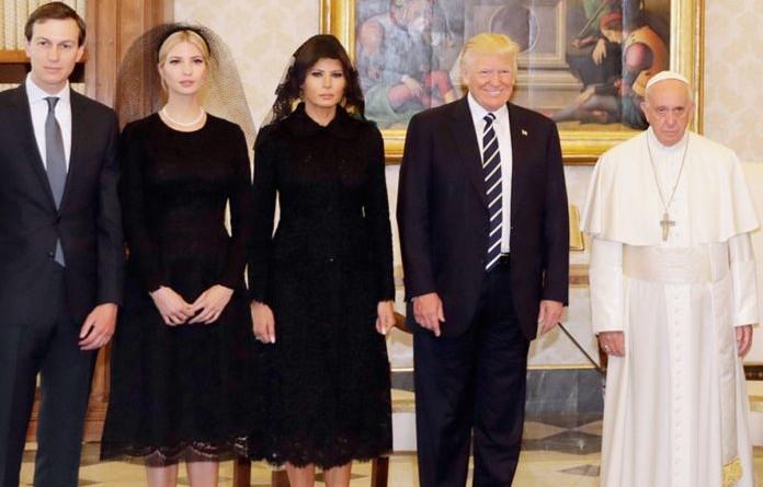 melania-vaticano