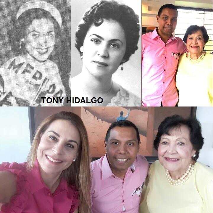 Entrevista a Ruth Tirado: Miss Mérida 1953 por Tony Hidalgo