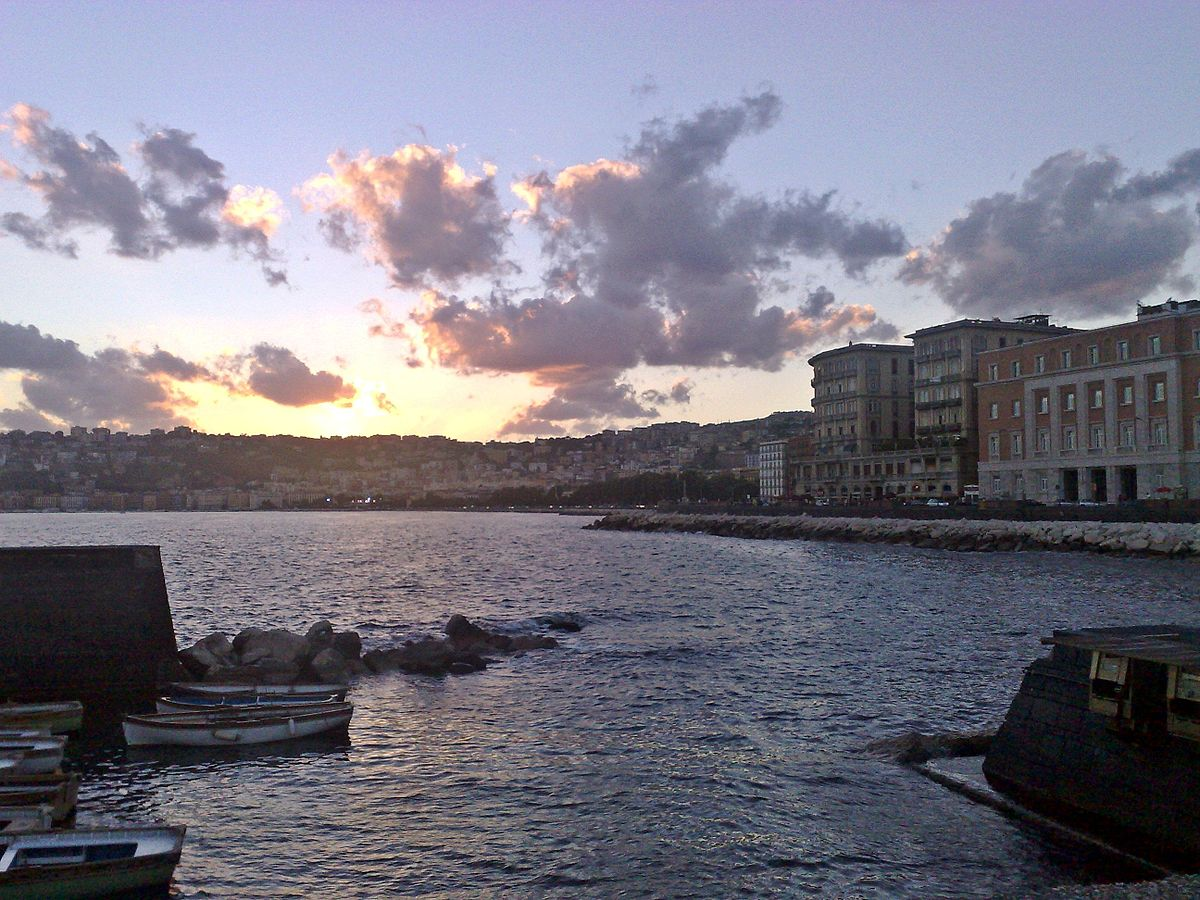 Cosas que hacer en la bella Nápoles, llena de arte, historia y cuna de las pizzas !