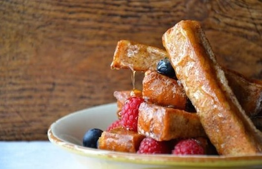 tostadas francesas dulces