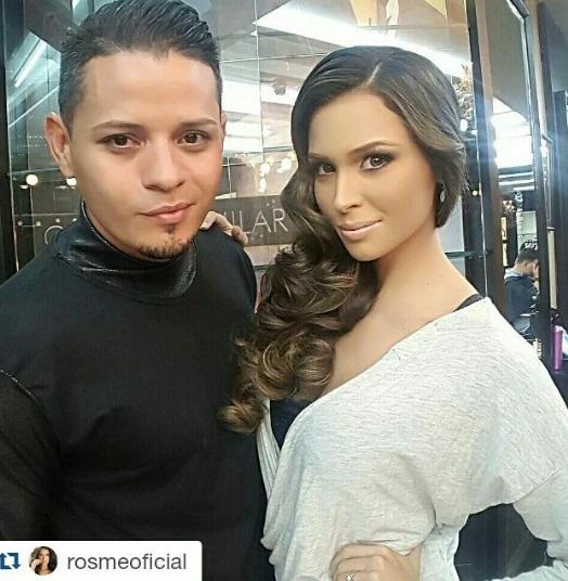 Ender Torres, maquillador venezolano que triunfa