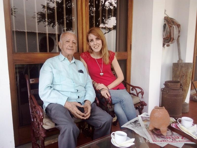 Entrevista Dr. Guillermo Morón entrevista Revista Todo lo Chic_