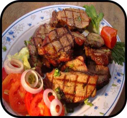 carne en vara
