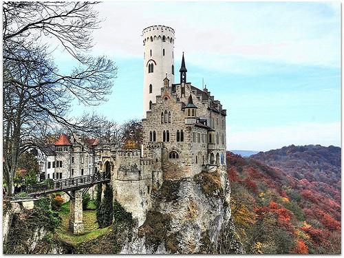 Lichtenstein-Castle-1