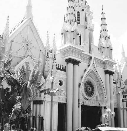 santa capilla