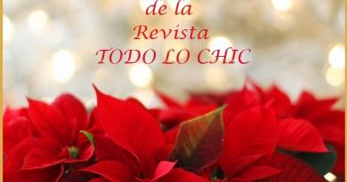 Saludo navideño Revista RODO LO CHIC 2017
