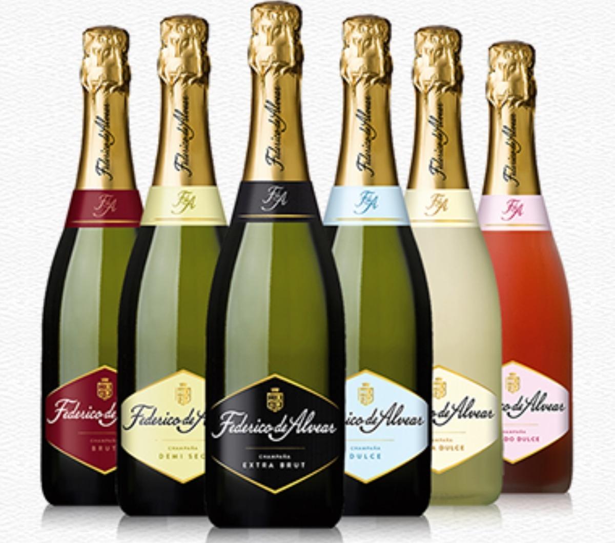 Federico de Alvear Extra Brut, una champaña francamente deliciosa