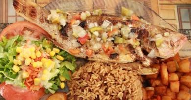 comida creole