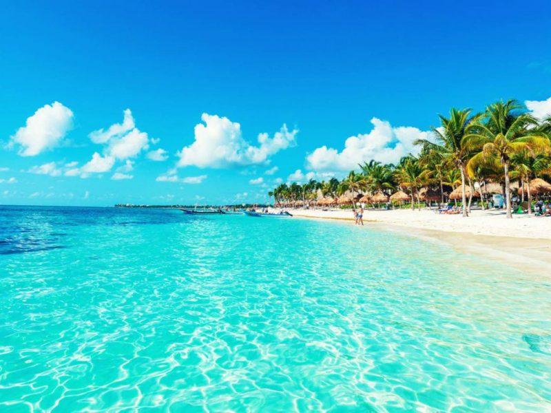 La maravillosa Riviera Maya, un sitio para disfrutar muchísimo