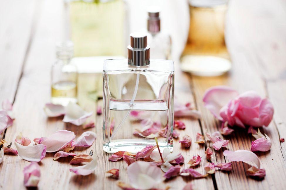 Lugares ideales para aplicar nuestro perfume