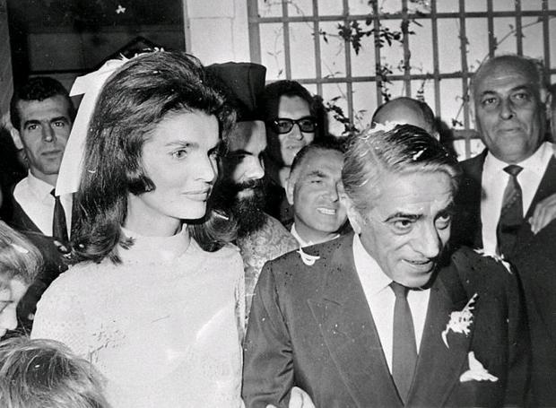 50 años de la boda de Jackie O. el enlace que impactó al mundo