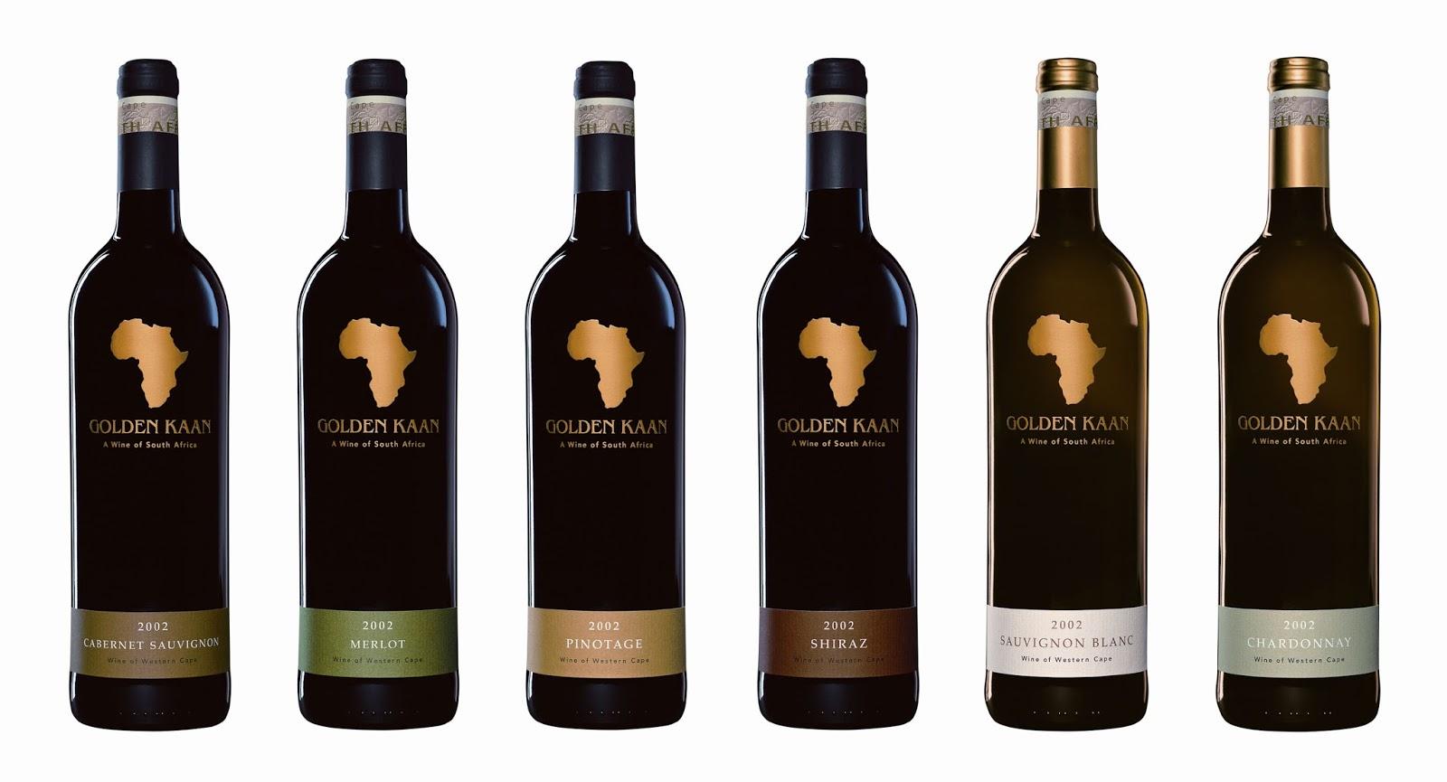 Vinos africanos, estupendos !