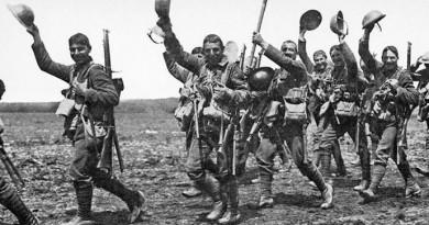 100 años guerra mundial