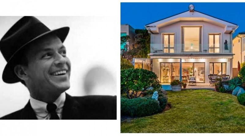 Frank Sinatra casa