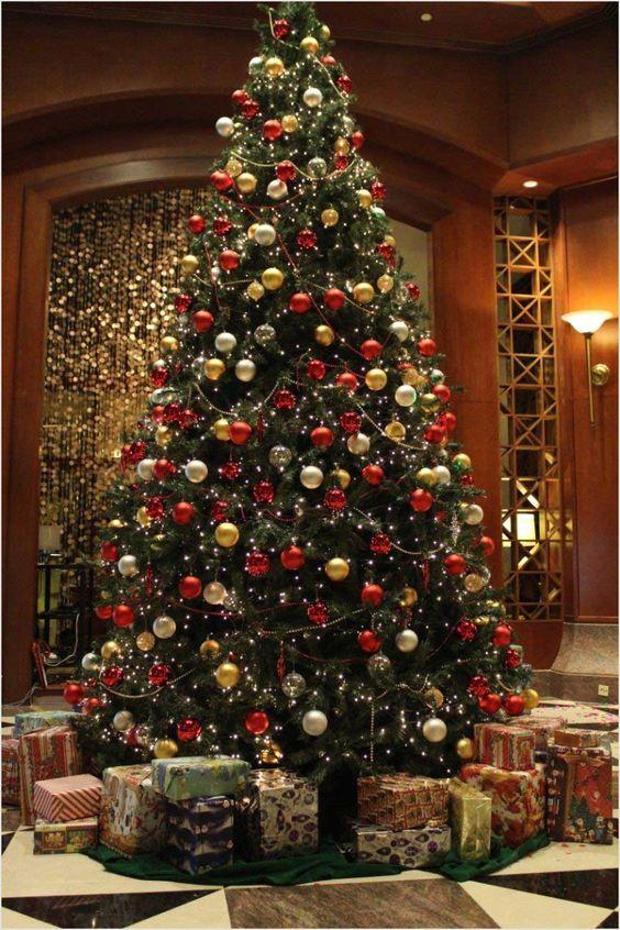 Bellísimos arbolítos de Navidad para inspirarnos