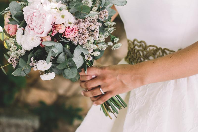 ¿Qué flores usar en tu bouquet de novia?