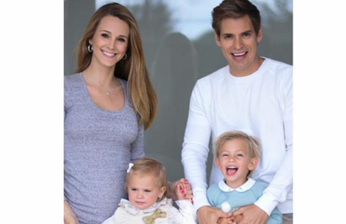 Carlos Baute y Astrid Klisans esperan un nuevo bebe