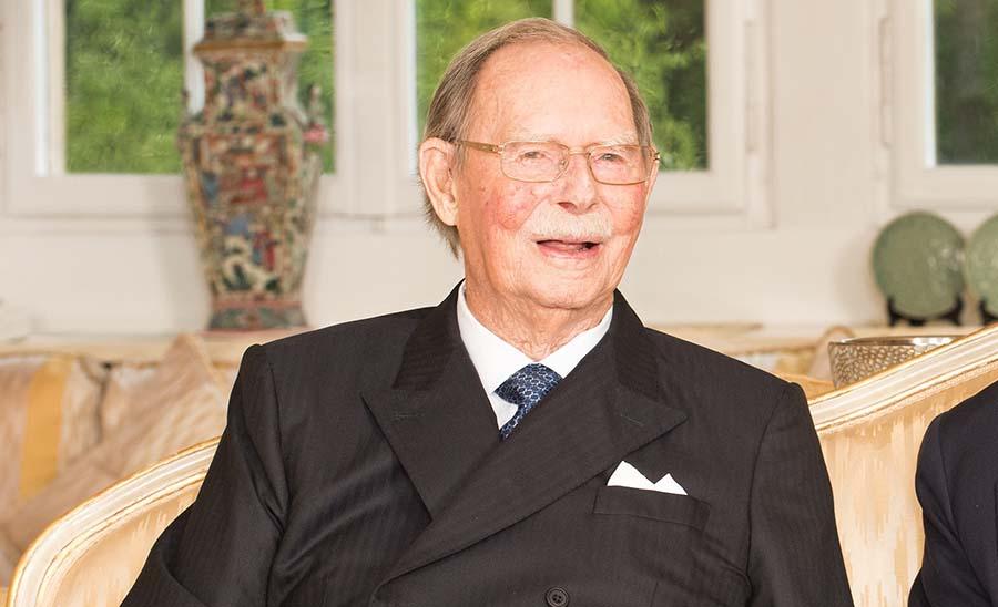 ¿Quién fue el Gran Duque Jean  de Luxemburgo? La pasmosa historia del valor de este gran hombre!