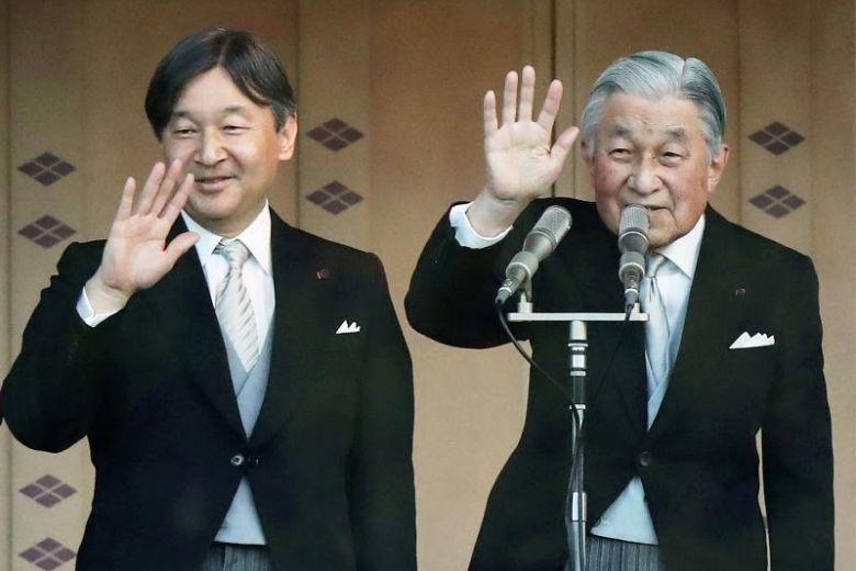 La histórica abdicación en Japón y algunos datos curiosos de la misma