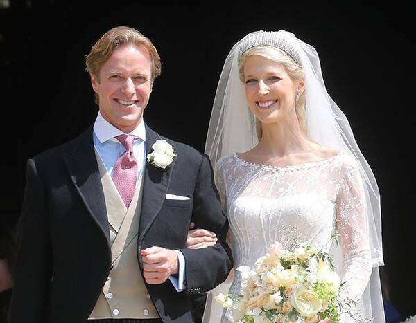 Otra boda en la Familia Real Inglesa, Lady Gabriella Windsor y Thomas Kingston