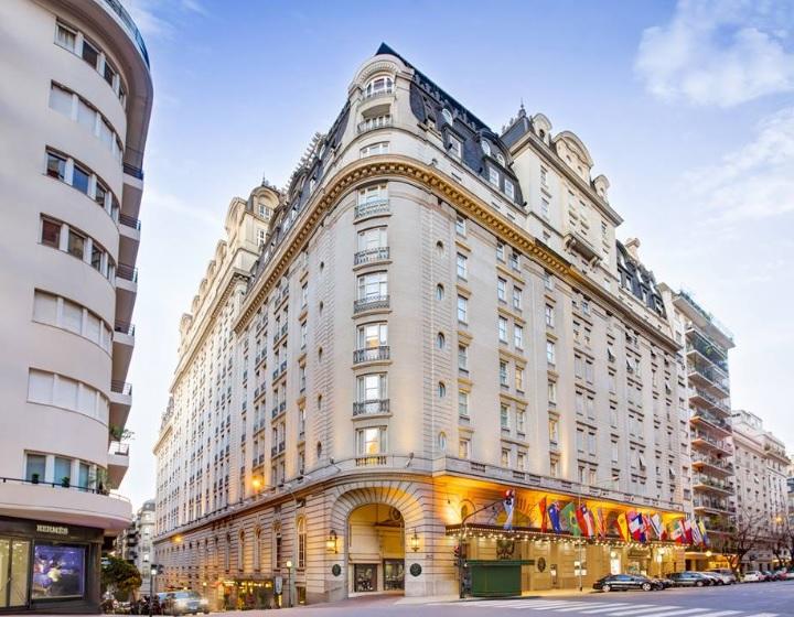 Una tarde de té en  L'Orangerie del Hotel Alvear en Buenos Aires, un rato especial