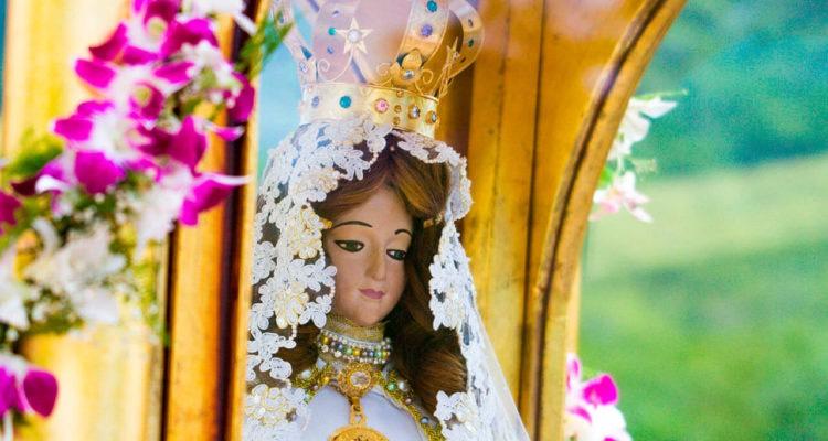 Virgen del Valle de Venezuela en Argentina
