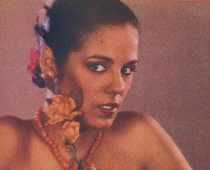 Entrevista a Mila Marquéz Miss Anzoátegui 1983  por Tony Hidalgo