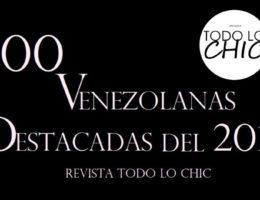 Venezolanas destacadas