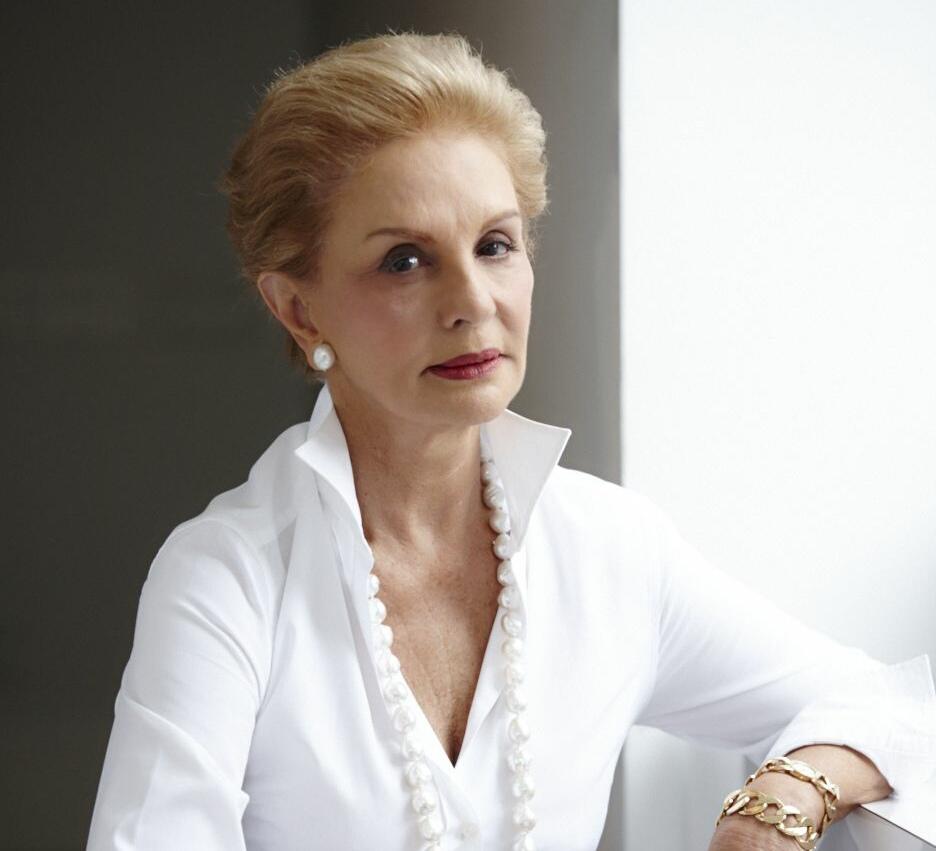 Carolina Herrera, un icono de 81 años