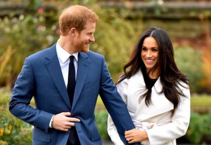Meghan Harry abandonan su papel en la Casa Real Británica