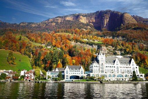 Cosas que hacer en la bella Suiza, además de esquiar