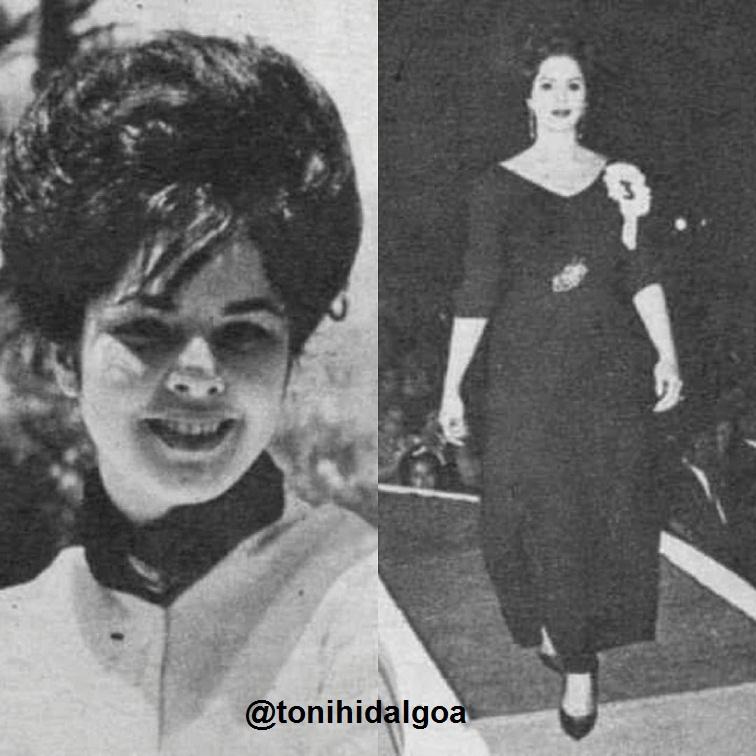 Entrevista a Milagros Galindez, Miss Venezuela Mundo 1963 por Tony Hidalgo