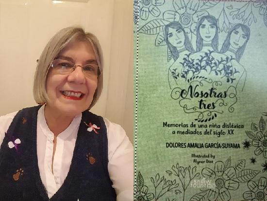 Entrevista a Dolores Amalia Suyama y su hermoso libro de cuentos