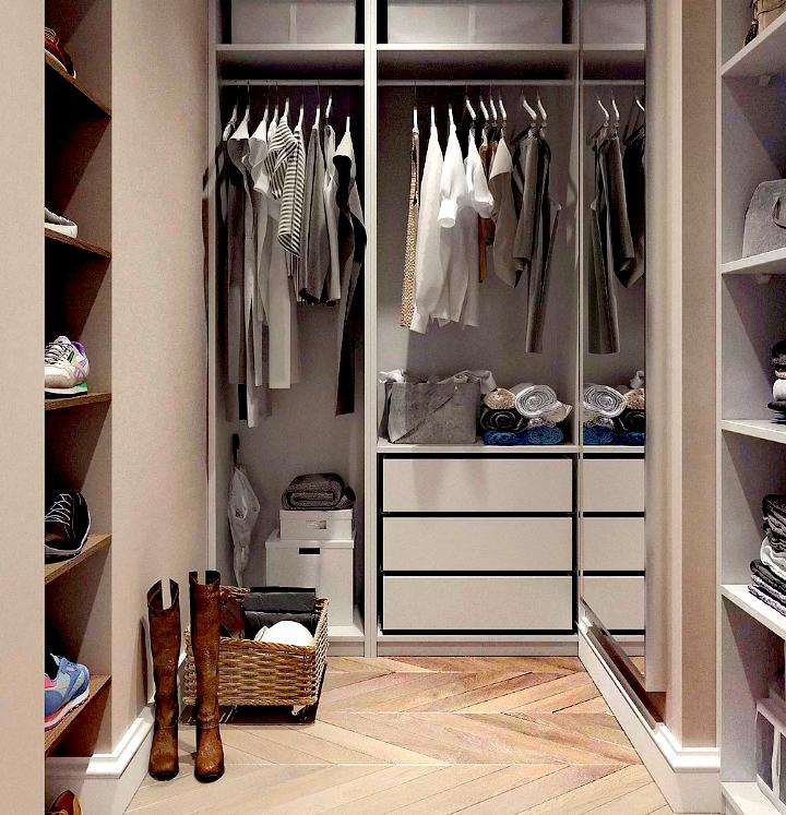 Ideas prácticas para organizar tu armario