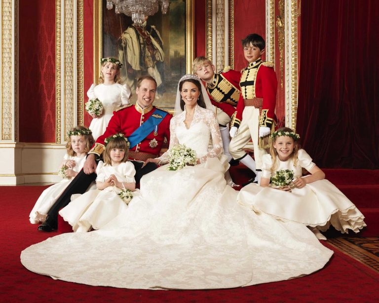 LA BODA DE KATE Y WILLIAM, SIN DUDA UN ENLACE INOLVIDABLE