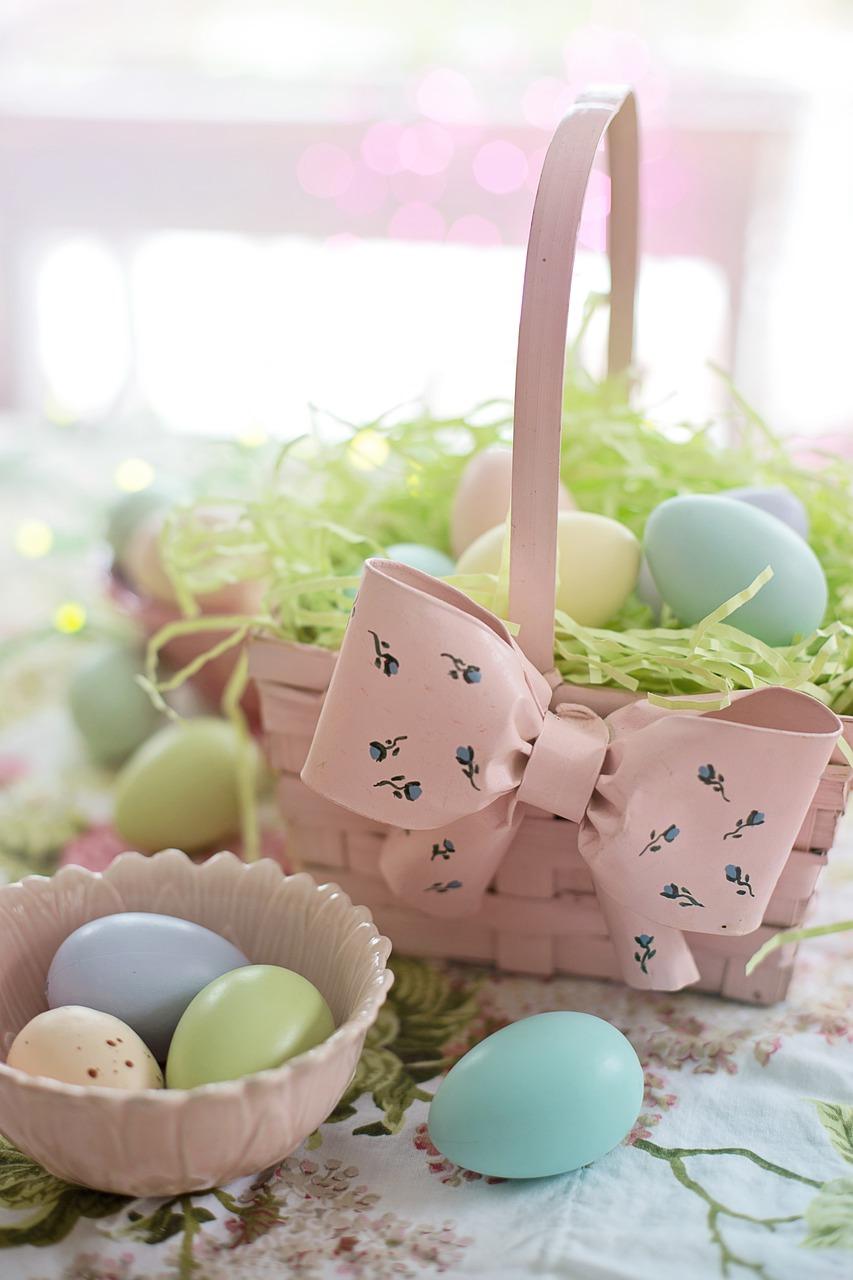 Ideas para decorar la casa en Pascua
