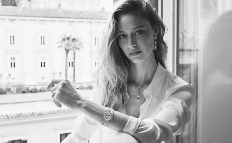 Beatrice Borromeo la nueva imagen de la chic Buccellati