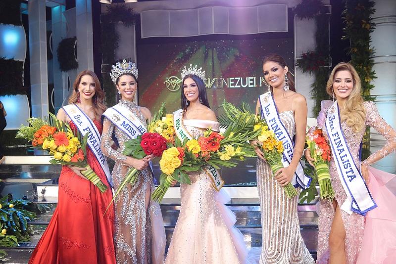 Camino al Miss Venezuela 2020