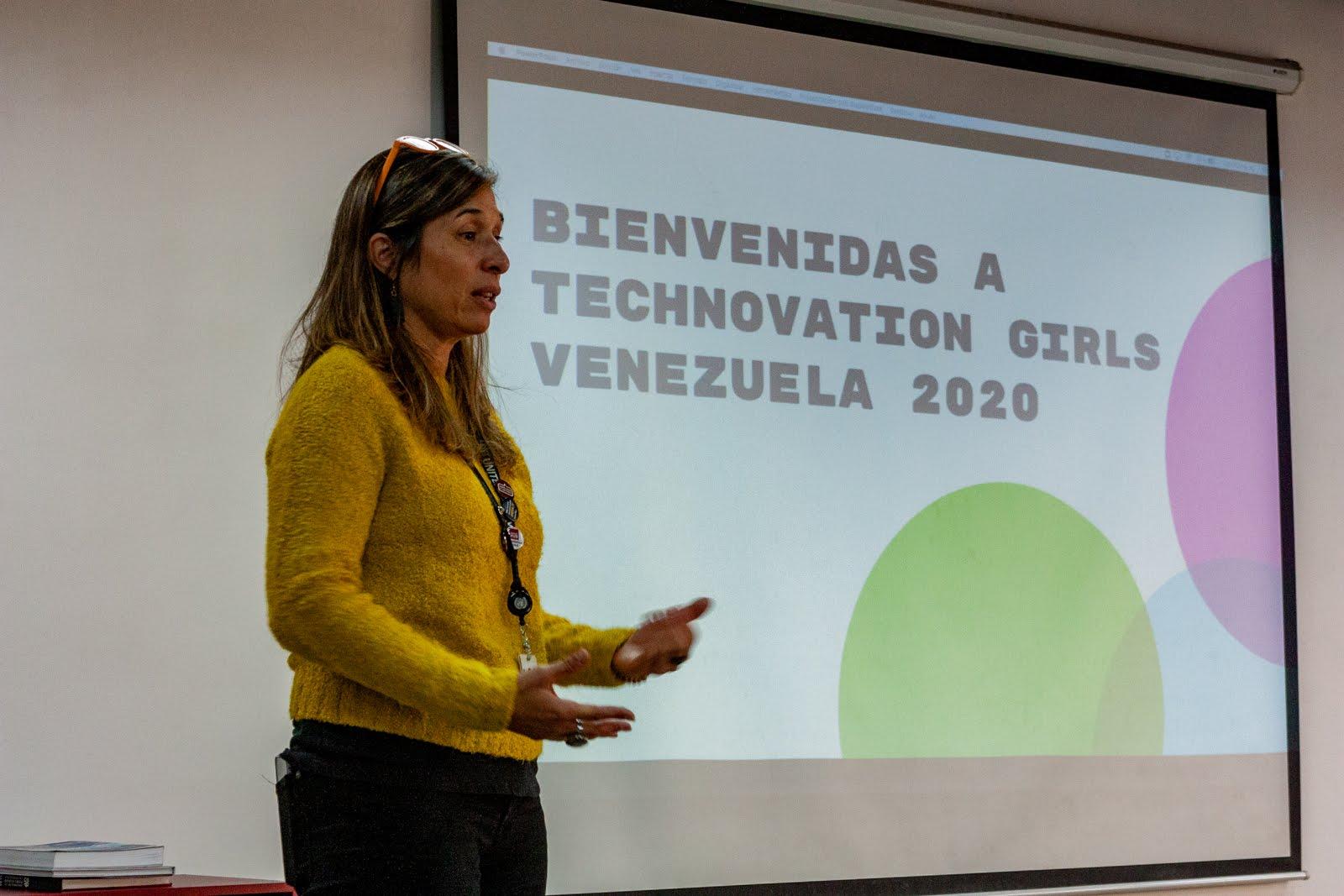 Cuatro equipos representan a Venezuela en semifinales de Technovation Girls