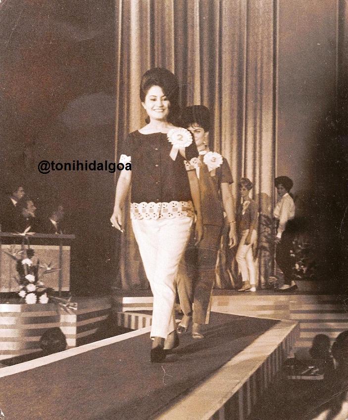 «Ida Chacon Miss Monagas 1962» por Tony Hidalgo